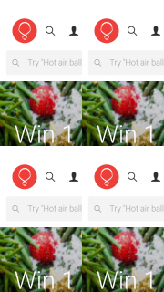 Red Balloon – Win 1 of 5 $100 (prize valued at $500)