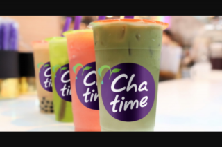 Student Edge – Win a Huge Chatime Pack (prize valued at $650)
