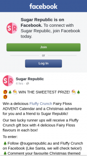 Sugar Republic – Win The Sweetest Prize