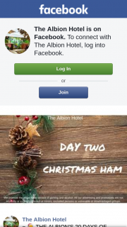 The Albion Hotel 20 Days of Christmas giveaways – Will Be Announced After 8pm The Same Day