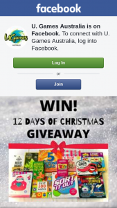 UGames Australia 12 Days of Christmas – Win 12 of Our Best-Selling Games Valued at Over $250 RRP (prize valued at $250)
