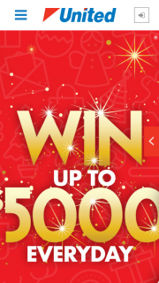 United Petroleum – Win One Prize During The Promotional Period (prize valued at $70,000)