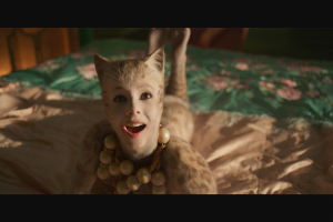 Weekend Edition – Win One of Ten Double Passes to See Cats