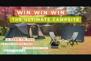 Wild Earth – Win One (1) Prize Each (prize valued at $1,840)