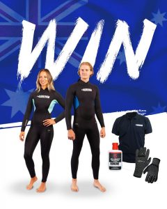 Adreno Scuba Diving – Win an Adreno Nudibranch Wetsuit and other gifts
