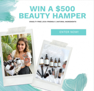 Alluring Mineral Makeup – Win $500 worth of Alluring Minerals beauty products