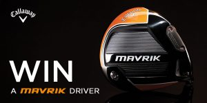 Callaway Golf South Pacific – Win a brand new Mavrik Driver