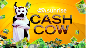 Channel Seven – Sunrise Cash Cow – Win up to $1,250,000