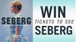 Channel Seven – Sunrise Family Newsletter – Win 1 of 10 double tickets to see Seberg