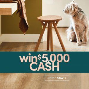 Choices Flooring – Inspiring Choices Magazine – Win a $5,000 cash prize
