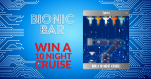 CruiseSaleFinder – CSF Bionic Bar – Win a cruise for 2 to the South Pacific