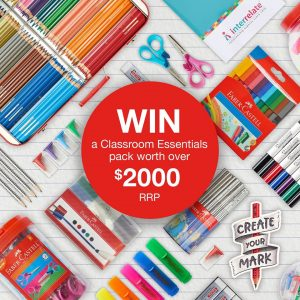Faber-Castell Australia – Win a complete classroom assortment of Faber-Castell creative products