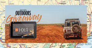 Great Australian Outdoors – Win a Hema Maps navigator valued at $699