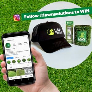 Lawn Solutions Australia – Win 1 of 10 prize packs