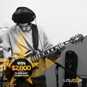 Loudar – Win a $2,000 cash prize