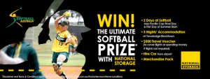 National Storage – Win an ultimate softball experience