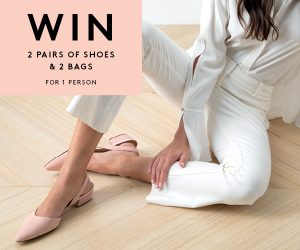 Naturalizer Australia – Win 2 pairs of shoes PLUS 2 bags