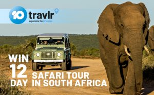 Network Ten – 10 travlr – Win a trip for 4 to South Africa