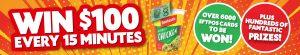 San Remo Macaroni – Fantastic Noodles – Win 1 of 6,048 eftpos gift cards valued at $100 each