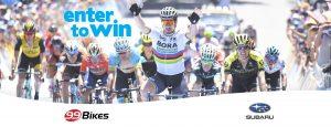 Subaru Australia – Win a BMC Teammachine ALR 2020