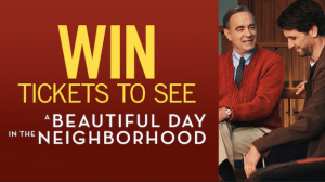Sunrise – Family Newsletter – Win 1 of 10 double passes to 'A Beautiful Day in the neighbourhood'