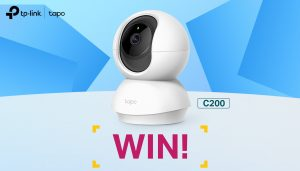 TP-Link – Win a home security camera