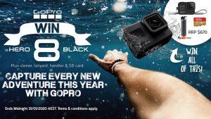 Wild Earth – Win GoPro Hero 8 black