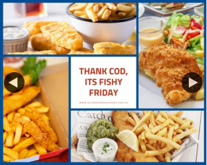 All Aboard Seafood – Win a $50 Voucher So You Can Pick Your Faves From Our Delicious Menu