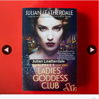 Allen & Unwin Books – Win a Copy of Death In The Ladies Goddess Club