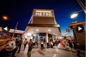 Australia Fair Metro – Win a Metro Dining Voucher (prize valued at $50)