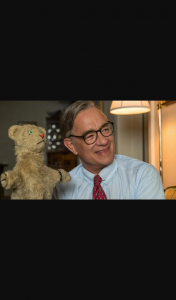 Australian Radio Network 4KQ – Matthew Rhys) Is Assigned a Profile of Fred Rogers