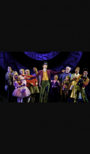 Australian Radio Network 4KQ – Win Double Passes to See Charlie & The Chocolate Factory