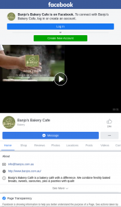Banjo's Bakery Cafe – Win 1 of 3 Back to School Packs (prize valued at $300)