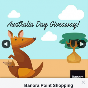 Banora Point Shopping Village – Win Two $25 Banora Shopping Village Gift Cards