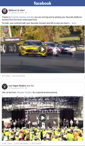 Bathurst 12 Hour – Big Just By Picking Your (prize valued at $7,000)