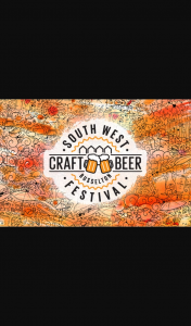 Beer Is OK – Win 1 of 5 Double Passes to Experience Wa's Best Beer at South West Craft Beer Festival 2020 [wa]