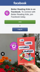 Better Reading Kids – Win One of Two Signed Copies of The Long Distance Playlist