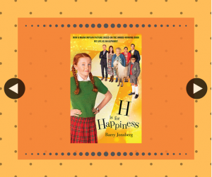 Booktopia – Win We Have Five Double Passes to The New Theatrical Release of H Is for Happiness Film to Give Away