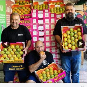 Charlie's Fruit Market Brisbane – Win 3 Boxes of Mangoes..