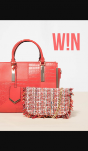 Colette by Colette Hayman – Win Your Favourite Bag From Our French Riviera Collection