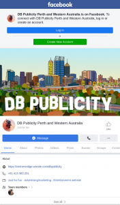 DB Publicity – Competition