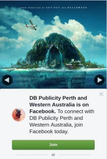 DB Publicity – Win 1/10 Double Passes Fantasy Island