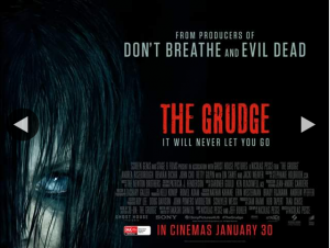 DB Publicity – Win 1/10 Double Passes The Grudge