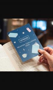 Dymocks – Win a $50 Dymocks Gift Card