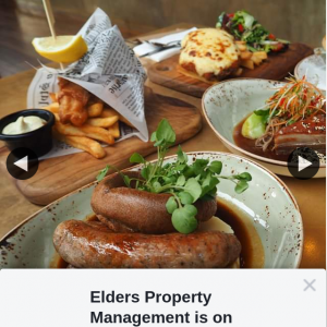 Elders Property Management – Win a Dinner for 2 at The Pig & Whistle In Redbank