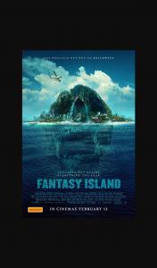 Female – Win One of 10 X Fantasy Island In-Season Double Tickets