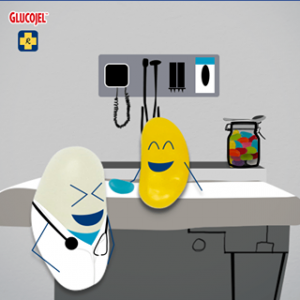 Glucojel – Win a 1-kilo Bag of Glucojel Jelly Beans and a Copy of Your Memory Illustrated