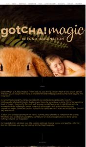 gotchamagic – Win an 8″ X 16″ Keepsake In a Beautiful Classic Art-Mount Frame
