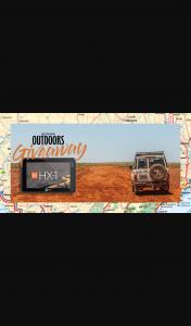 Great Australian Doorstep – Win a @hemamaps Navigator (prize valued at $699)
