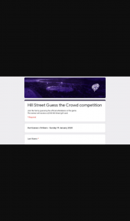 Hill Street Grocer – Will Receive a $100 Hill Street Gift Card (prize valued at $100)